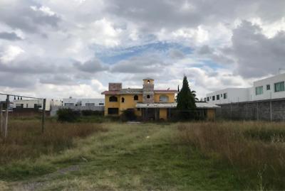 Terreno en venta Momoxpan, San Pedro Cholula