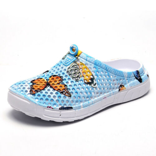 2020 Women Summer Beach Sandal Hollow-out Shoes Casual Breathable Slippers Flats