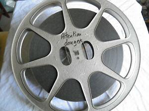 Film-16mm-Documentaire-034-Attention-danger-034-de-Roland-Menard-annees-50