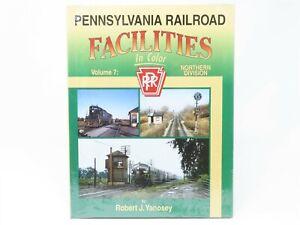 PRR-Pennsylvania-Railroad-Facilities-In-Color-Vol-7-by-R-Yanosey-Morning-Sun