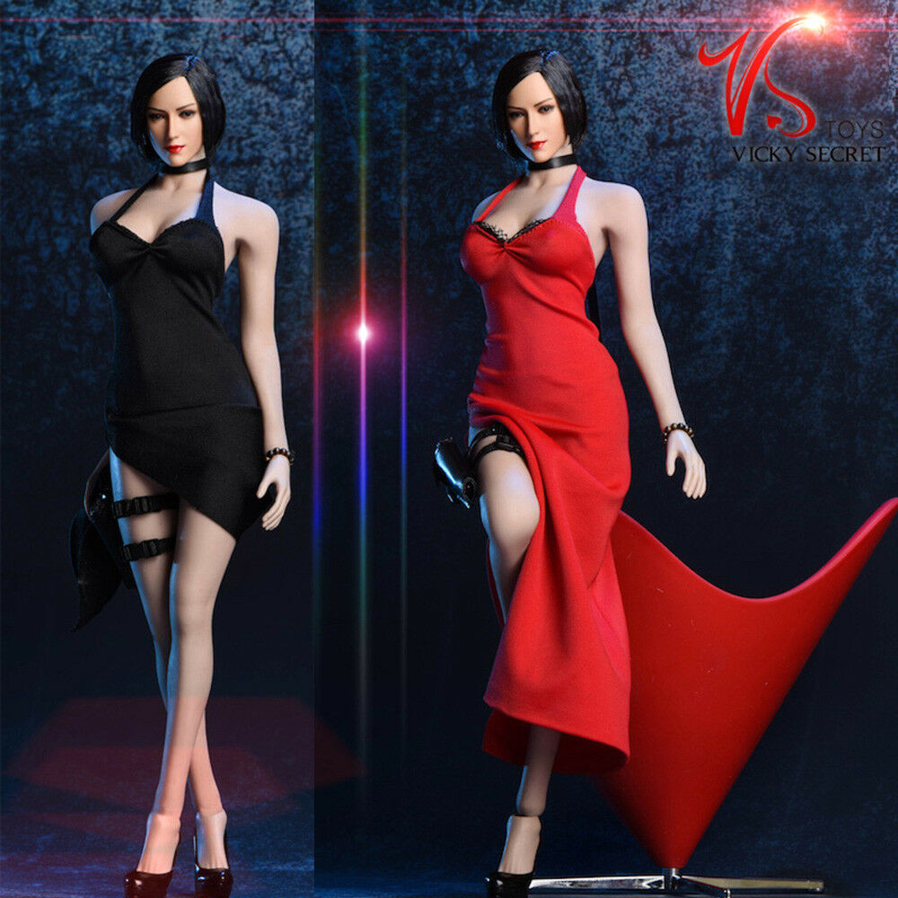 Vstoys 18XG14 1 6 Scale Ada Wong Dress Model for 12  Action Figure