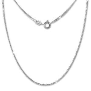 Das Bild wird geladen SilberDream-Halskette-70cm-Flach-Panzerkette-925er- Echt-Silber- 74841b917a