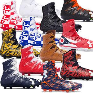 New-UNDER-ARMOUR-Mens-UA-Highlight-MC-High-Top-Football-Cleats-ClutchFit
