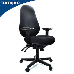 Image Is Loading Buro Persona 24 7 Executive Office Chair With