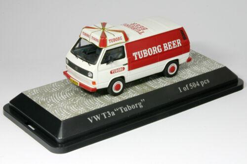 1:43 Volkswagen VW T3a – Tuborg Beer Transporter Premium ClassiXXs - PC SMNC 029