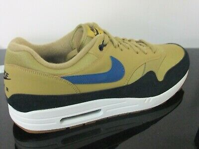 NIKE AIR MAX 1 MENS SHOES TRAINERS UK SIZE 14 AH8145 302 GOLDEN MOSS | eBay