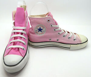 59541dc408d5 Converse Shoes Chuck Taylor Mid All Star Baby Pink Sneakers Men 4.5 ...