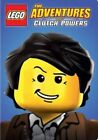 Lego The Adventures of Clutch Powers - DVD Region 1