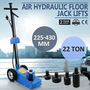 22TON-SUPER-LOW-PROFILE-LIFT-FLOOR-AIR-HYDRAULIC-TRUCK-TROLLEY-JACK-SUV-TROLLEY