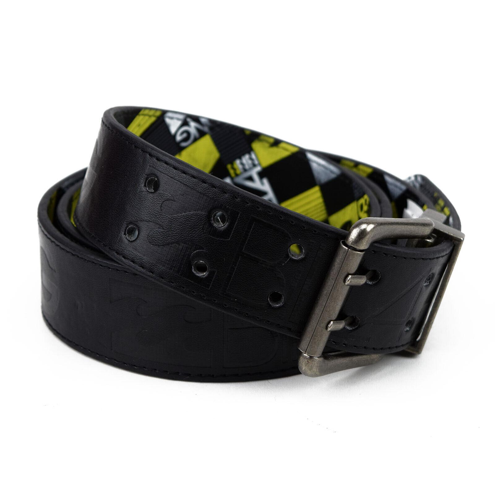 Billabong Belt | Revo Belt-Yellow | Mens Belt