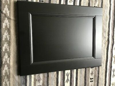 """1 Ikea LAXARBY DOOR for sektion Kitchen Cabinet BLACK BROWN 15x15"""" 15"""" X 15"""""""