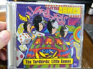 yardbirds-little-games-usa-26-tracks-CD-excellent-condition