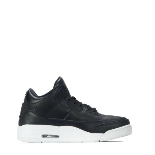 3 Nero Retro Jordan Uomo bianco Nike Air Scarpe qnt7pZAp