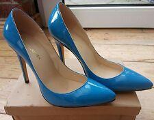 womens ladies high stiletto heel platform court shoes size UK 6 (eur39)