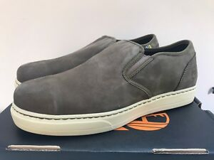 dec012356b7 Details about Timberland PRO Men's 13 Wide Disruptor Slip-on Alloy Safety  Toe SD+ Industrial