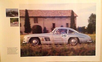 Porsche 356 Millie Miglia 1300ccm,1500ccm Car Poster Licensed Reprint.Own It!