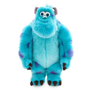 Nouveau Disney Université De Monstres 40cm Sulley Jouet Doux En Peluche