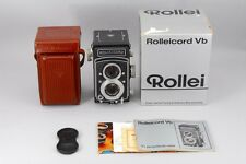 *Mint*Rollei Rolleicord Vb TLR,w/Exc++++ Lens Xenar 75mm f/3.5 from Japan #513