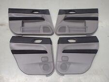 Subaru Forester SG9 STi 2004 Interior Door Card Panel Trim Set #8