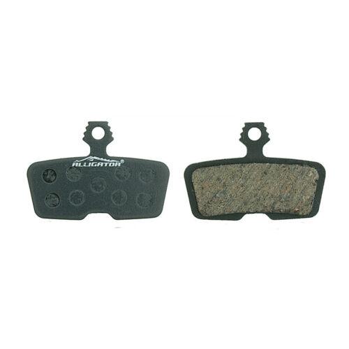 Semi-metallic dual compound brake pads avid Code R ALLIGATOR bike brake