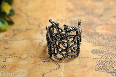 The Hobbit Thranduil ring branch ring Mirkwood elf King ring LOTR ring