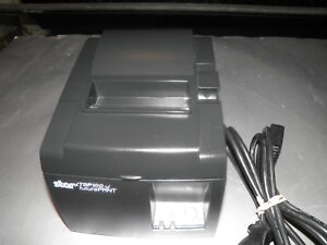 Details about Star Micronics TSP100 143LAN Point of Sale Thermal Receipt  Printer w power cord
