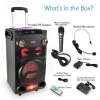 Pyle Portable Bluetooth Karaoke Speaker (BRAND NEW) $225 Mississauga / Peel Region Toronto (GTA) Preview