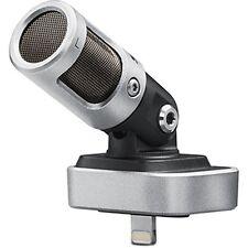 Shure MOTIV MV88 Digital Stereo Condenser Microphone for iOS NEW