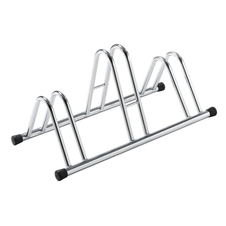 Rastreliera support bike 3 seater steel 309450200 mv-tek  bike  70% off