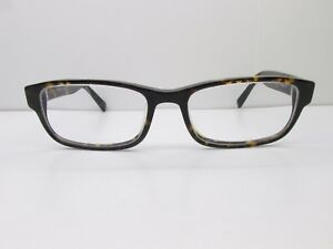 4515669f1d Warby Parker Fitz 200 EYEGLASSES FRAMES 52-17-140 Tortoise Rectangle ...