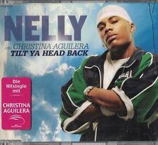 Tilt Ya Head Back by Nelly Christina Aguilera CD, 2004, Universal Single