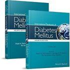 International Textbook of Diabetes Mellitus by John Wiley and Sons Ltd (Hardback, 2015)