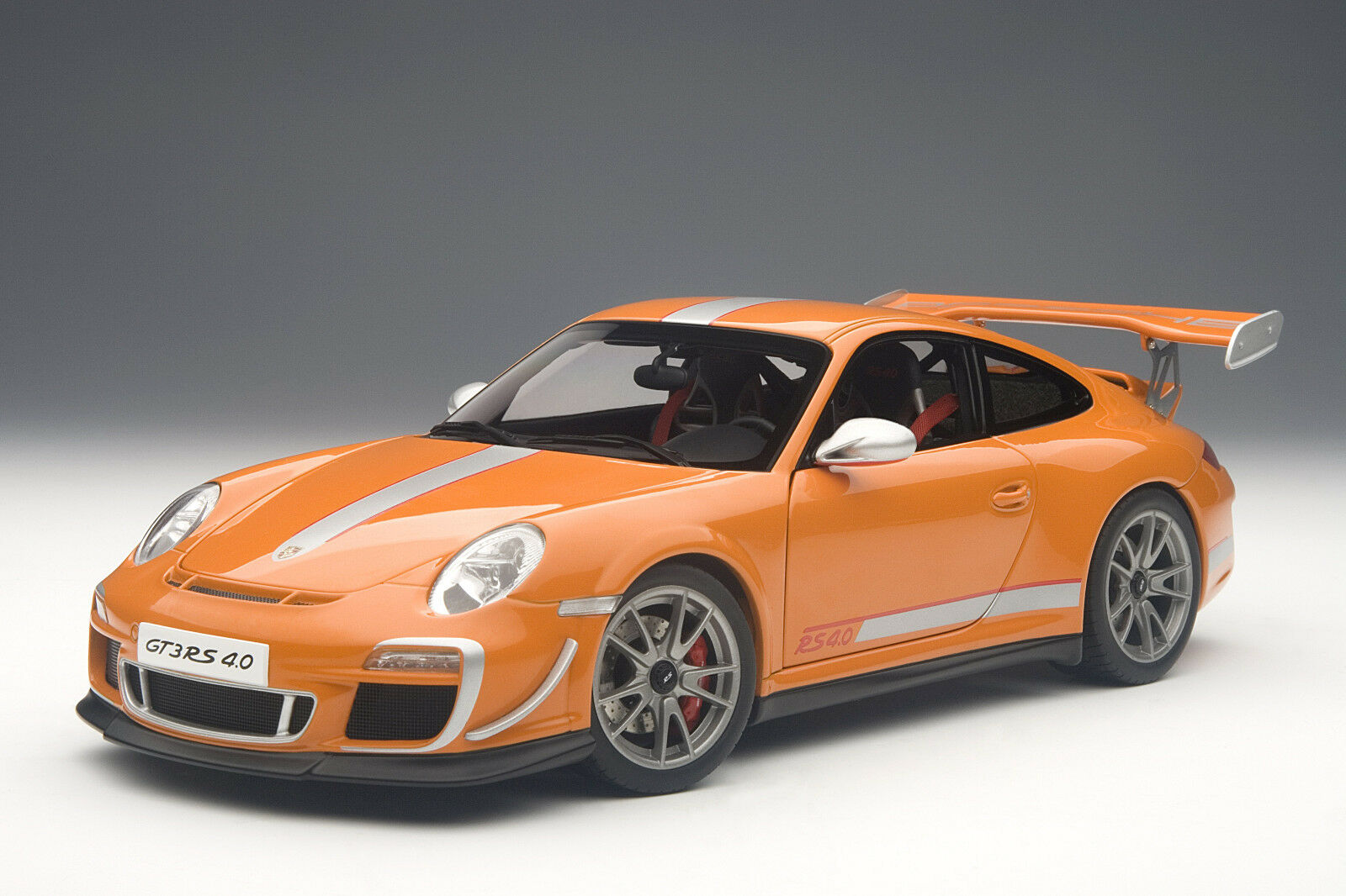 acquista online Autoart 78148 PORSCHE 911 (997) gt3 RS 4.0 2011 2011 2011 in arancione 1 18 NUOVO OVP  prodotti creativi