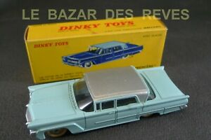 DINKY-TOYS-FRANCE-LINCOLN-Premiere-REF-532-Boite
