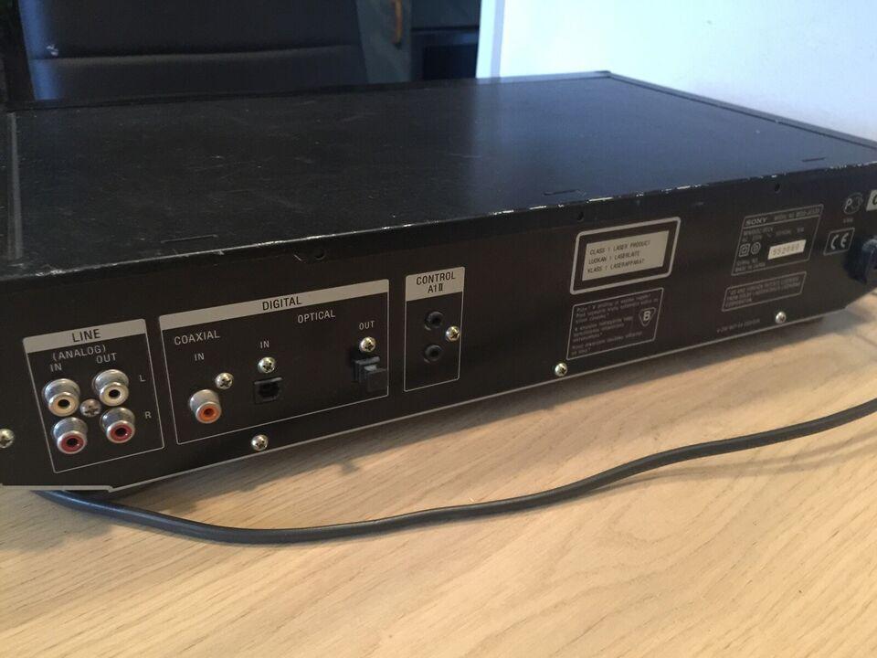 Minidisc afspiller, Sony, ATRAC DSP TYPE-R