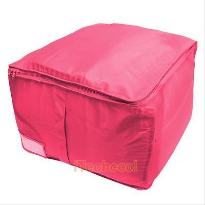 Blankets Clothes Sheets Pillow Quilt Duvet Bedding Organizer Storage Bag Box SML