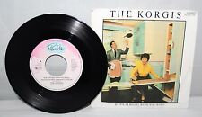 """German 7"""" Single - The Korgis - If It's Alright With You Baby - Rialto - 1980"""