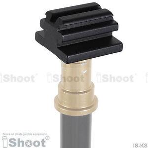 Hot-Shoe-Mount-Adapter-f-Minolta-amp-Sony-Flash-F43AM-F42AM-amp-Umbrella-Bracket-Holder