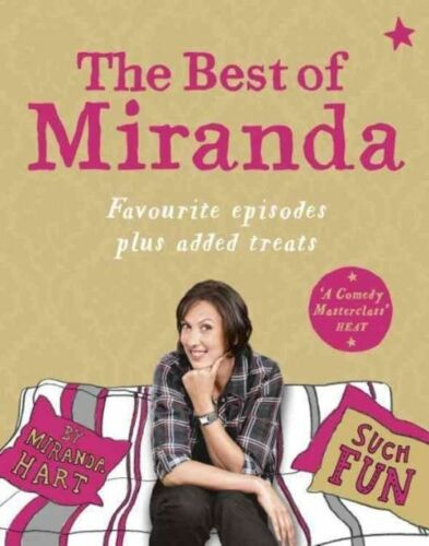 1 of 1 - The Best of Miranda: Favourite episodes plus added treats - such fun!, Hart, Mir