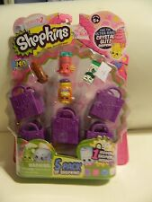 Shopkins Season 2 #5 pack  W Gum        New