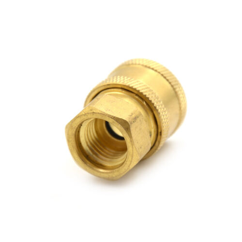 """Pressure Washer 3//8/"""" Quick Connect Coupler Disconnect Socket 3//8/"""" Female NPT SP"""