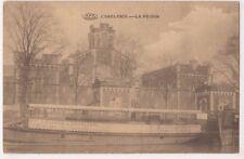 Belgium, Charleroi, La Prison Postcard, B610