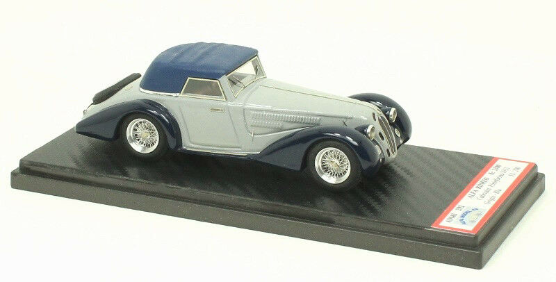 Alfa Romeo 8c 2300 Cabriolet Pininfarina 1932