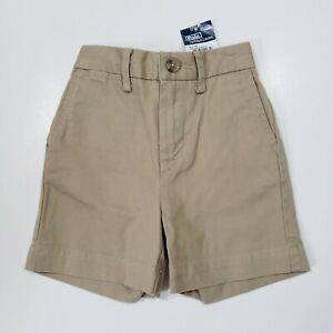 New-with-tag-NWT-Boys-RALPH-LAUREN-Khaki-POLO-Chino-Summer-Shorts-12M