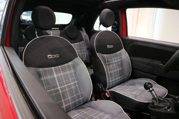 Fiat 500C 1,2 Lounge billede 13