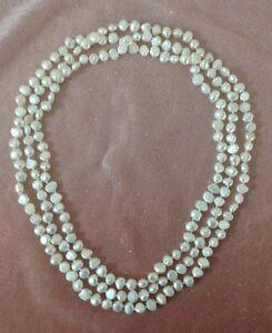 Vintage Natural Pearl Pendant