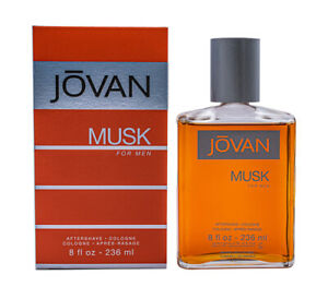 Jovan-Musk-by-Jovan-8-oz-Aftershave-for-Men-New-In-Box