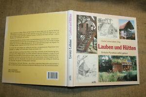 Fachbuch-Bau-Gartenlaube-Baumhaus-Tipi-Wigwam-Huette-Gartenhaus-aus-Holz