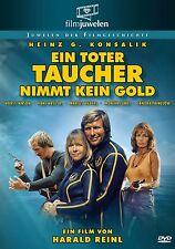 Ein toter Taucher nimmt kein Gold - Horst Janson, Harald Reinl - Filmjuwelen DVD