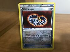 POKEMON BLACK AND WHITE PLASMA BLAST SILVER BANGLE 88//101 REV HOLO